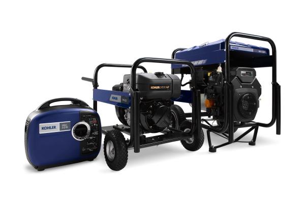 Kohler-portable-generators